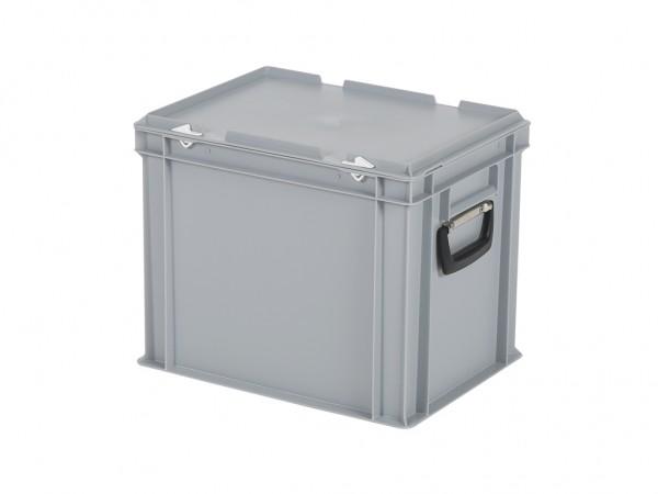 Koffer - 400x300xH335mm - grijs