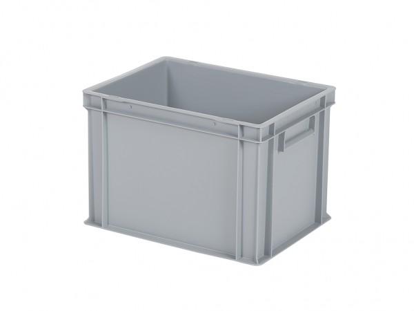 Stapelbak / Bordenbak - 400x300xH280mm - grijs