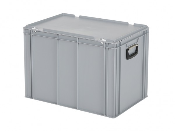 Koffer - 600x400xH439mm - grijs