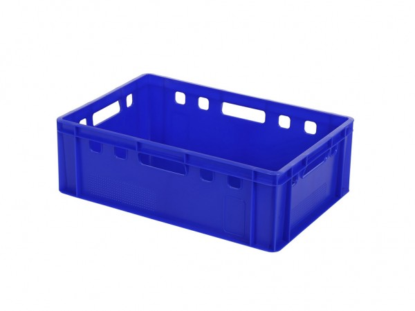 Stapelbak E2 - 600x400xH200mm - blauw