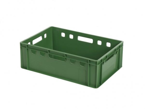 Stapelbak E2 - 600x400xH200mm - groen