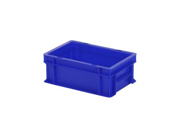 Stapelbak - 300x200xH118mm - blauw