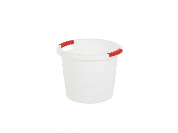 Kuip 30 liter - normal duty - wit