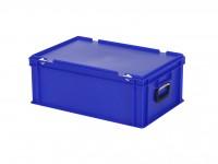 Koffer - 600x400xH235mm - blauw 30.622.KO.3