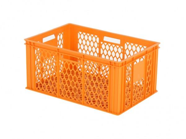 SALE - Stapelkrat - 600x400xH280mm - oranje - B-keus