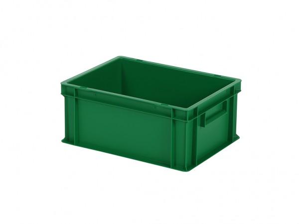 Stapelbak / Bordenbak - 400x300xH175mm - groen