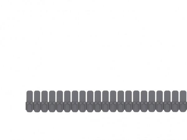 Tussenschot voor stapelbakken - 1104 x 45 mm