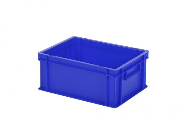 Stapelbak / Bordenbak - 400x300xH175mm - blauw