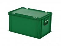 Koffer - 600x400xH335mm - groen 30.632.KO.8