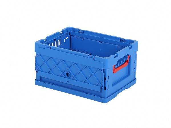 MULTIWAY SOLID LINE vouwbox - 400 x 300 x H 220 mm - blauw