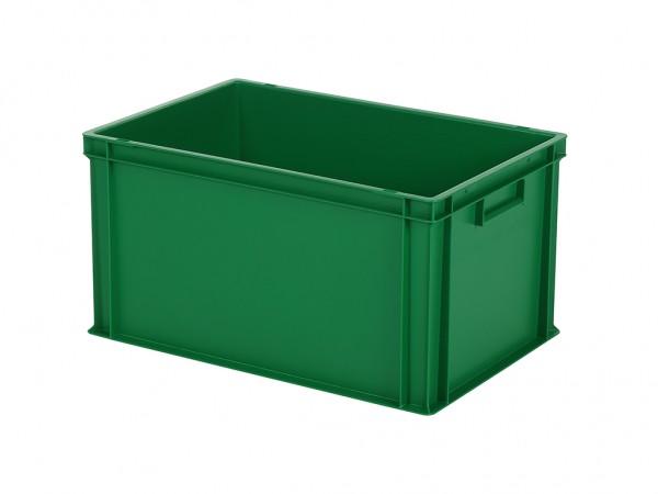 Stapelbak - 600x400xH320mm - groen