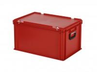 Koffer - 600x400xH335mm - rood 30.632.KO.4