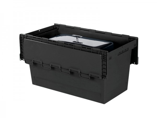 Chafing-dish bak 800x400xH440mm - zwart