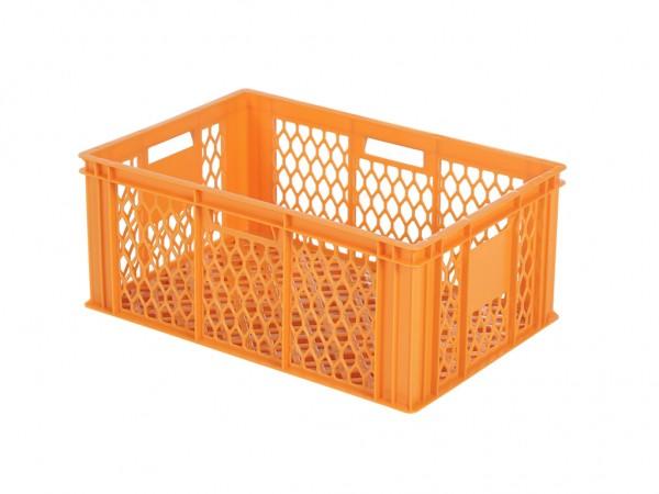 Stapelkrat - 600x400xH250mm - oranje