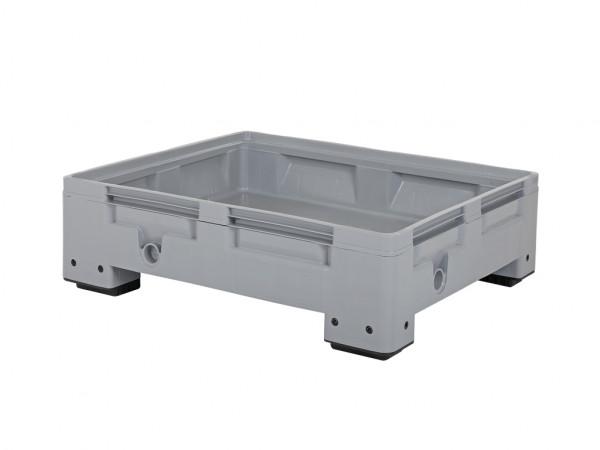 Opvangpallet - lekbak - 1200x1000mm - 220 liter