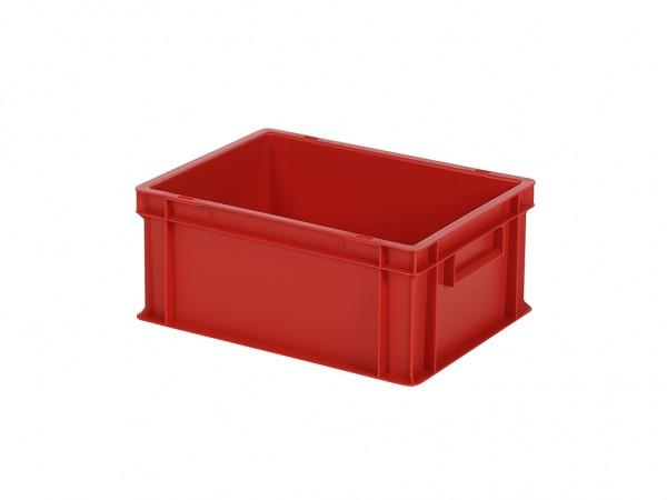 Stapelbak / Bordenbak - 400x300xH175mm - rood