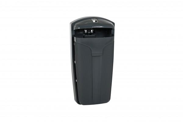 Afvalbak 50 liter - grijs