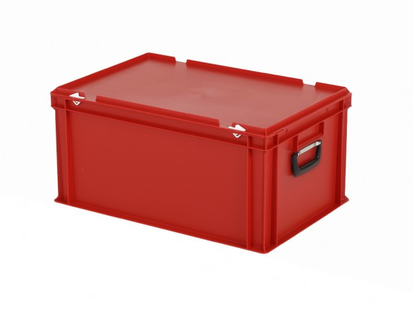 Koffer - 600x400xH295mm - rood