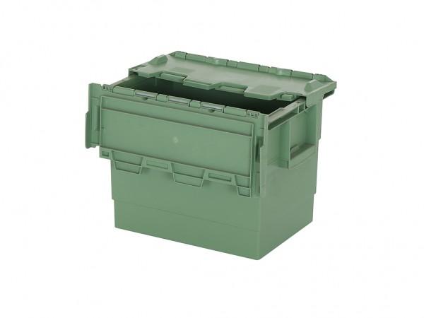 SALE - Distributiebak 400x300xH300mm - groen