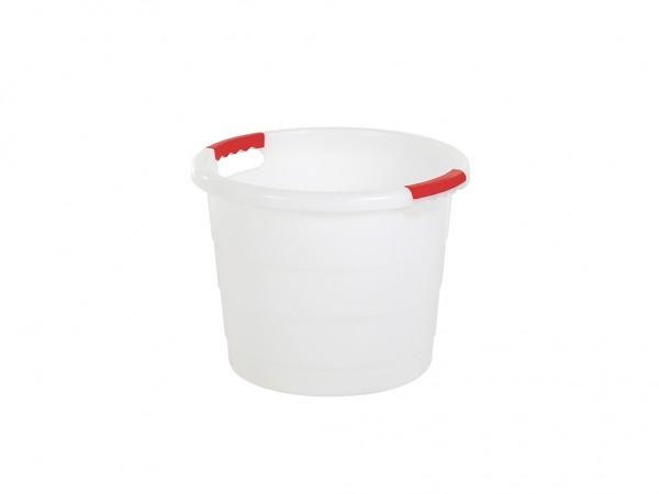 Kuip 45 liter - normal duty - wit