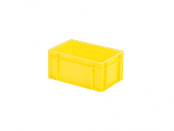 SALE - Stapelbak - 300x200xH145mm - geel