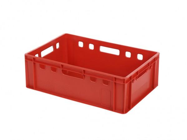 Stapelbak E2 - 600x400xH200mm - rood