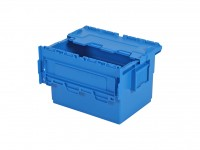 Distributiebak 400x300xH265mm - blauw 30.425.D1
