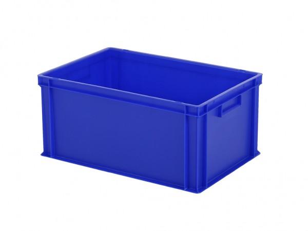 Stapelbak - 600x400xH280mm - blauw