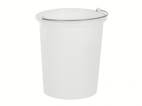 Emmer 30 liter - heavy duty - naturelwit