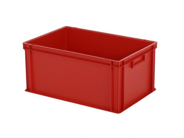 Stapelbak - 600x400xH280mm - rood