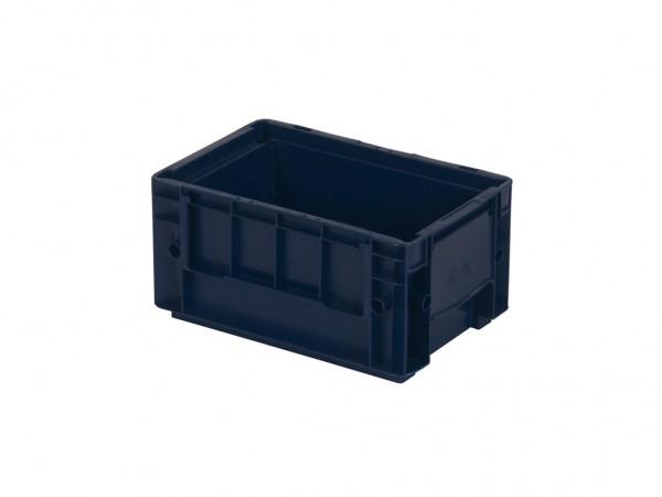 VDA R-KLT 3215 stapelbak - 297x198xH147mm - blauw